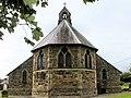 St Mary's Church, Treuddyn, Flintshire, Wales - Eglwys y Santes Fair 37.jpg