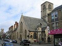 St Mary de Crypt Church, Southgate Street, Gloucester - geograph.org.uk - 61869.jpg