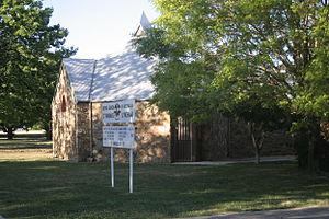 Lyneham, Australian Capital Territory - St Ninian's Church, Canberra's second-oldest church
