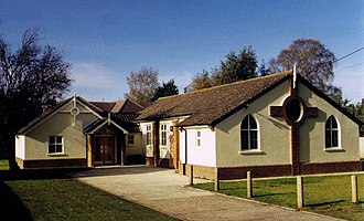 Charvil - The Community centre, formerly St Patrick's church