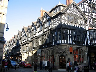 2–18 St Werburgh Street, Chester