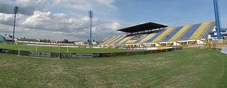 Stadion ŠRC Zaprešić - Image: Stadion NK Inter Zaprešić