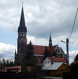 Stalowa Wola-Rozwadow, kosciol MB Szkaplerznej.jpg