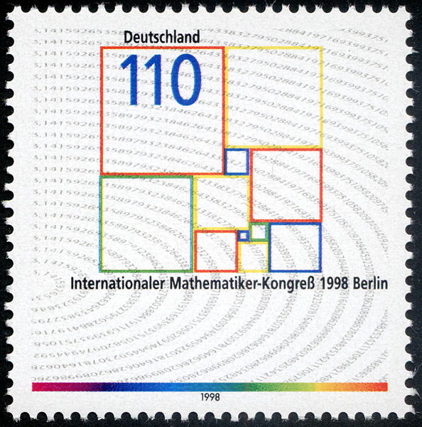 File:Stamp Germany 1998 MiNr2005 Internationaler Mathematiker-Kongress.jpg