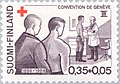 Stamp of Finland - 1964 - Colnect 46440 - Health Screening.jpeg
