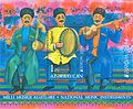 Stamps of Azerbaijan, 2014-1143-souvenir sheet.jpg