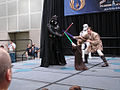 Star Wars Celebration IV - Jedi training versus Darth Vader! (4878887932).jpg