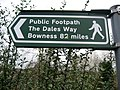 Start of the Dales Way - geograph.org.uk - 303939.jpg