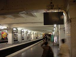 Station de m�tro Porte de Saint Cloud - panoramio