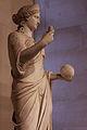 Statue de Junon, Louvre, Ma 485, profil.JPG