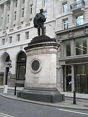 Statue of James Henry Greathead