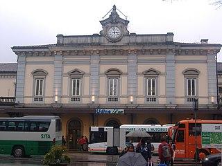 Udine railway station