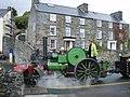 Steam Tractor passes Borthwen Terrace - geograph.org.uk - 715422.jpg