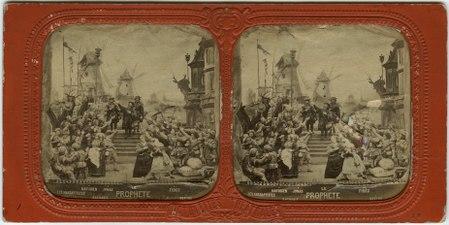 Stereokort, Le Prophète 1, acte I - SMV - S91a.tif