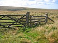 Stile near Exe Plain - geograph.org.uk - 53633.jpg