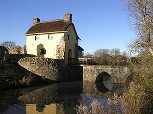 Stogursey - Stogursey Castle