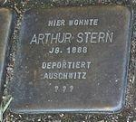 Stolperstein Arthur Stern Offenburg.jpg