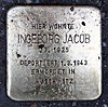 Stolperstein Sentastr 3 (Fried) Ingeborg Jacob.jpg