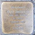 Stolperstein Susi Nomburg by 2eight 3SC1466.jpg