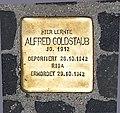 Stolperstein Unter den Linden 6 (Mitte) Alfred Goldstaub.jpg