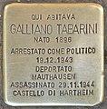 Stolperstein für Galliano Tabarini (Rom).jpg