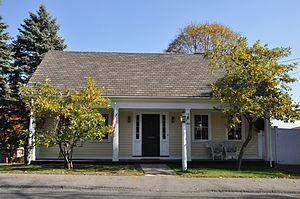House at 269 Green Street - Image: Stoneham MA 269Green Street
