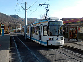image illustrative de l'article Tramway de Iéna