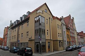 Stralsund, Külpstraße, Ecke Fährstraße (2012-03-11), by Klugschnacker in Wikipedia.jpg