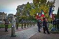 Strasbourg monument aux morts cérémonie Toussaint 2013 01.jpg