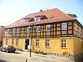Strausberg - Fachwerkhaus (Timber-Framed Building) - geo.hlipp.de - 29624.jpg