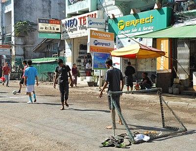Street Soccer in the Hi-Tech Area (8389937567).jpg