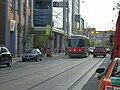 Streetcar on King, between Princess and Berkeley, 2014 09 02 (2).jpg