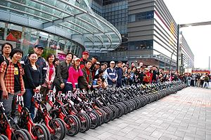 Strida - Strida owners in Taipei