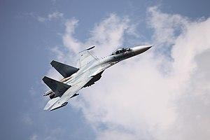 Sukhoi Su-27 - RuAF Su-27SM3