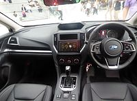 Subaru IMPREZA G4 (5th generation prototype) interior.jpg