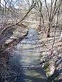 Suchomastský potok, z mostu silnice 11545.jpg