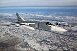 Sukhoi Su-24M undergoing in flight refuelling.jpg