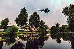 Sukhoi Su-34 and the pond.jpg