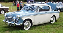 Sunbeam Rapier Series I