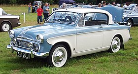 Sunbeam Rapier