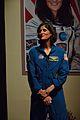 Sunita Lyn Williams - Science City - Kolkata 2013-04-02 5879.JPG