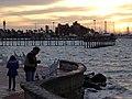 Sunset over Harbor - La Paz - Baja California Sur - Mexico - 08 (23524399040).jpg
