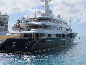 C2 (yacht) - Image: Super Yacht C2