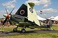 Supermarine Seafire PR503 at 2010 Oshkosh Air Show Flickr 4862577968.jpg