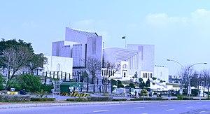 Islamabad:Supreme Court vertagt Entscheidung