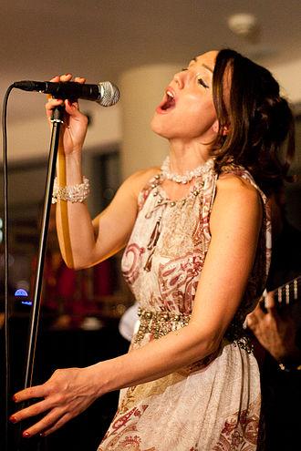 Surianne - Surianne live at Hotel Verta.
