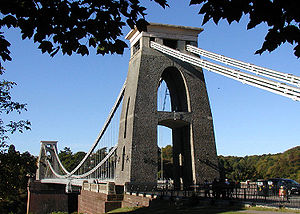 Eyebar - A chain suspension bridge - Clifton Suspension Bridge
