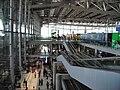 Suvarnabhumi International Airport - Main building north side interior.JPG