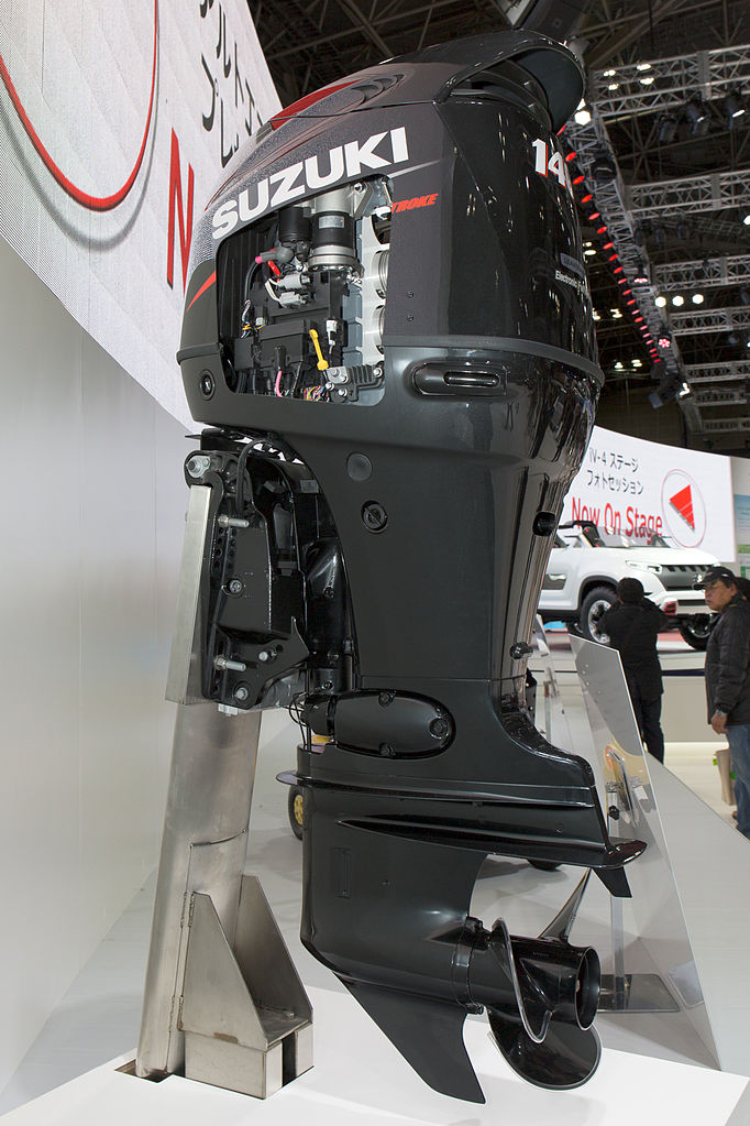 Suzuki Outboard Motor Dealers Perth