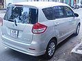 Suzuki Ertiga, MPV rear view.jpg